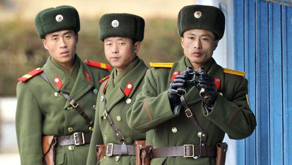 Quân đội CHDCND Triều Tiên  - Sputnik Việt Nam