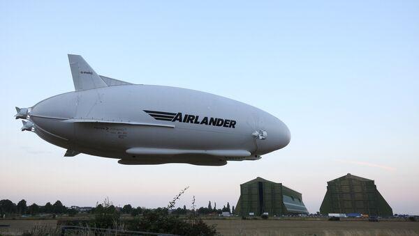 Airlander 10 - Sputnik Việt Nam