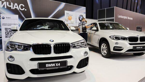 BMW X4 và X6 - Sputnik Việt Nam