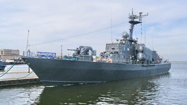 Tàu tên lửa lớp Molniya - Sputnik Việt Nam