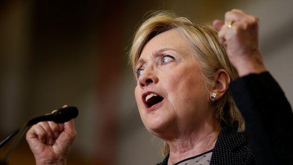 Hillary Clinton - Sputnik Việt Nam