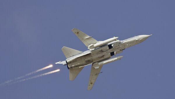 Sukhoi Su-24 - Sputnik Việt Nam
