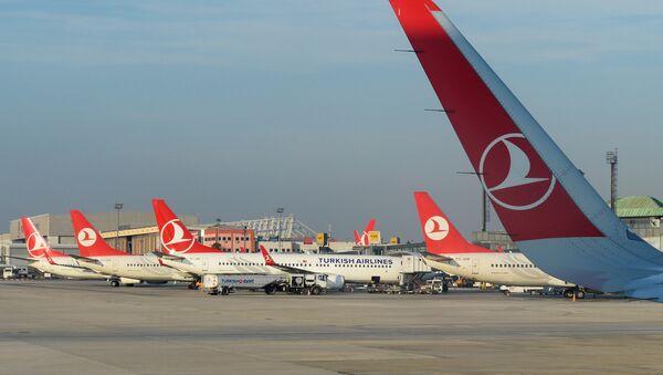 Sân bay Istanbul - Sputnik Việt Nam