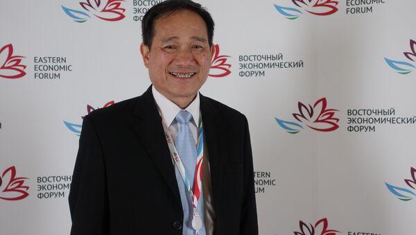 Ông Huỳnh Minh Chính, Tổng Lãnh sự Việt Nam tại Vladivostok - Sputnik Việt Nam