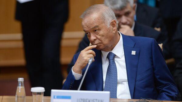 Islam Karimov - Sputnik Việt Nam