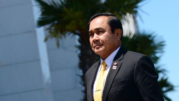 Thủ tướng Chính phủ Thái Lan, Tướng Prayuth Chan-Ocha - Sputnik Việt Nam