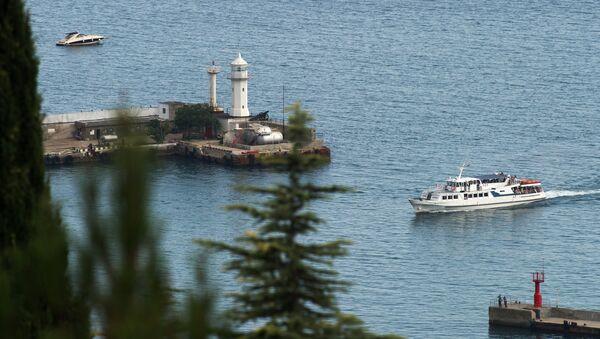 Cảng của thành phố Yalta, Crưm - Sputnik Việt Nam