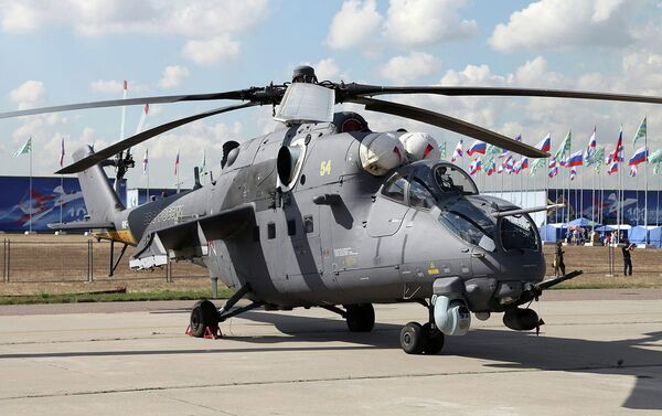 Mi-35M - Sputnik Việt Nam