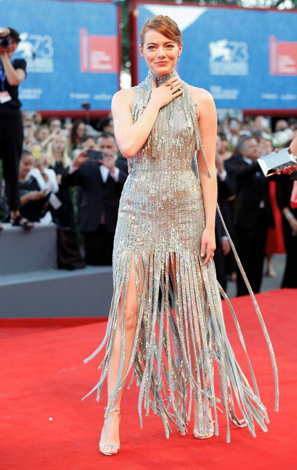 Nữ diễn viên Mỹ Emma Stone - Sputnik Việt Nam