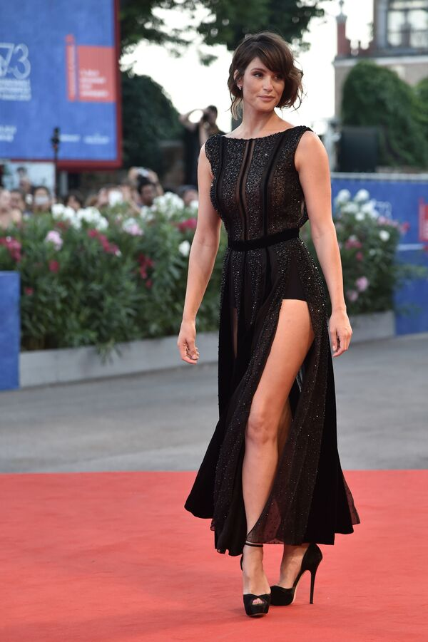 Nữ diễn viên sân khấu, điện ảnh và truyền hình Gemma Arterton, Anh - Sputnik Việt Nam