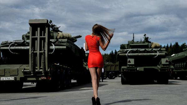 """Quân đội-2016"" - Sputnik Việt Nam"