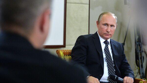 Tổng thống Nga Vladimir Putin ở Hàng Châu - Sputnik Việt Nam