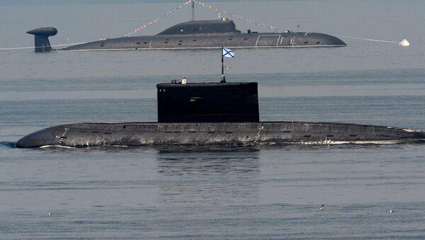 Tàu ngầm Nga - Sputnik Việt Nam