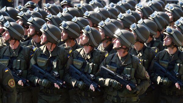 Binh sĩ Ukraina - Sputnik Việt Nam