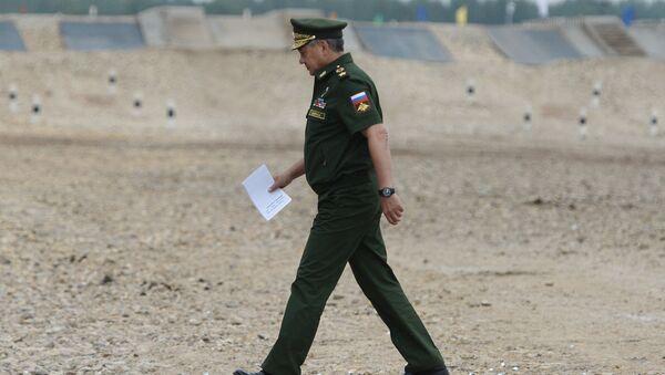 Sergei Shoigu - Sputnik Việt Nam