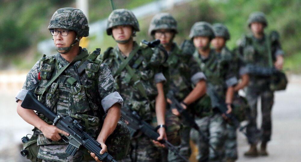 Quân sĩ Hàn Quốc