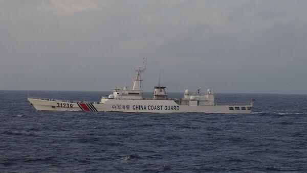 tàu tuần tra của Cảnh sát biển Trung Quốc - Sputnik Việt Nam