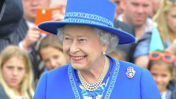 Nữ hoàng 90 tuổi Elizabeth II - Sputnik Việt Nam