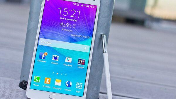 Samsung Galaxy Note 7 - Sputnik Việt Nam