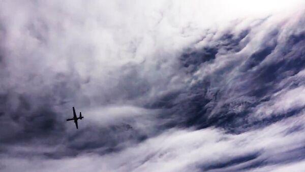 Máy bay không người lái giám sát tình hình ở Syria - Sputnik Việt Nam