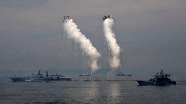 Hải quân Nga  - Sputnik Việt Nam