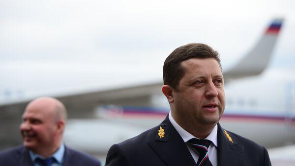 """Tổng Giám đốc đội bay đặc biệt Rossiya""""  Yaroslav Odintsev - Sputnik Việt Nam"""