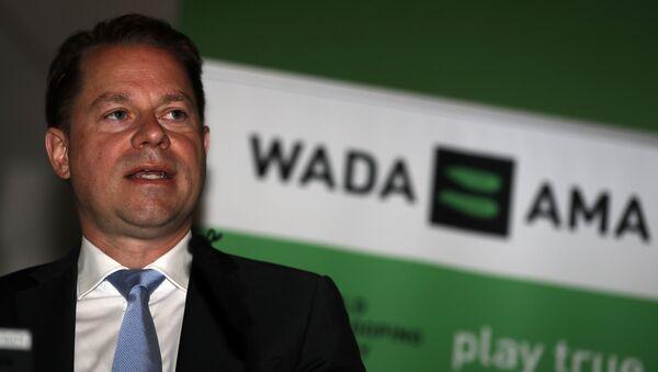 Tổng giám đốc WADA Olivier Niggli - Sputnik Việt Nam