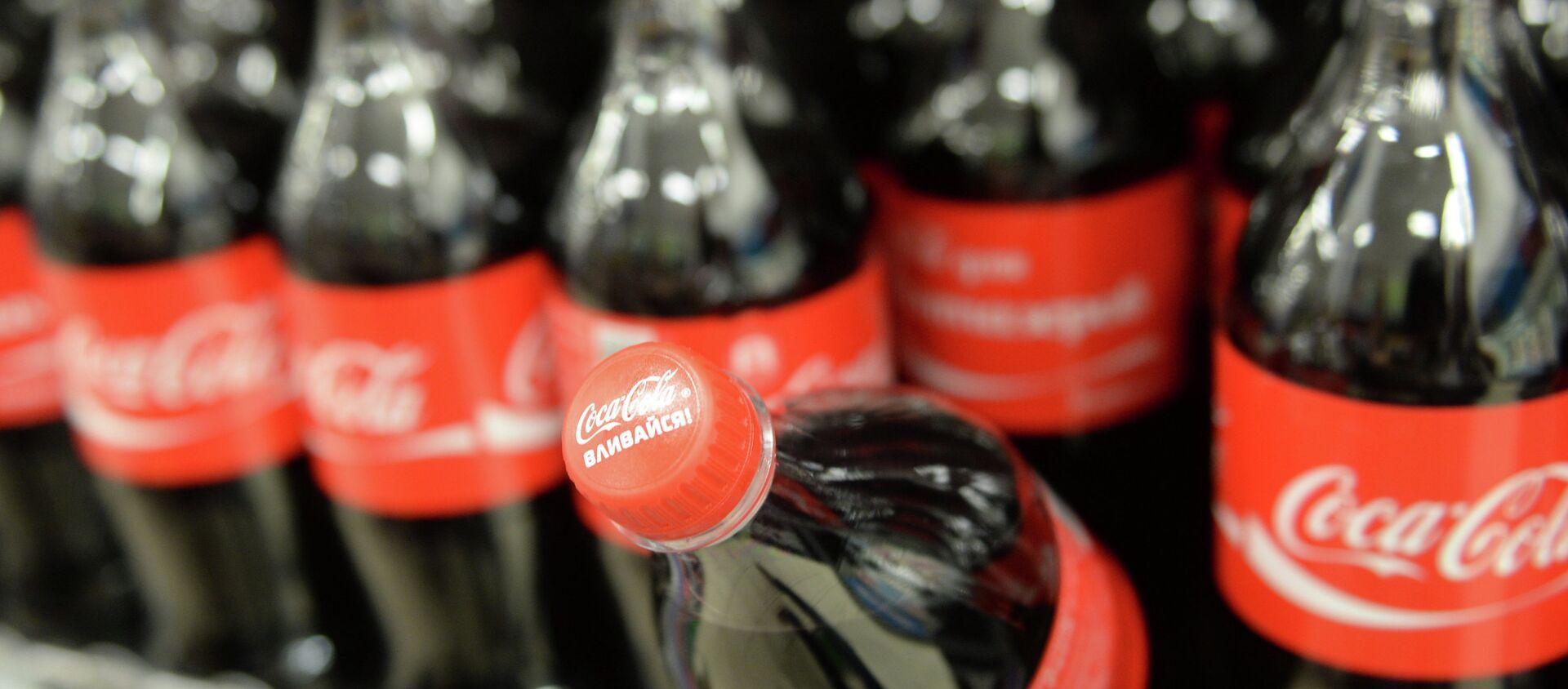 Coca-Cola  - Sputnik Việt Nam, 1920, 09.12.2020