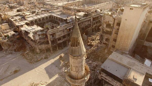 Syria, Aleppo - Sputnik Việt Nam