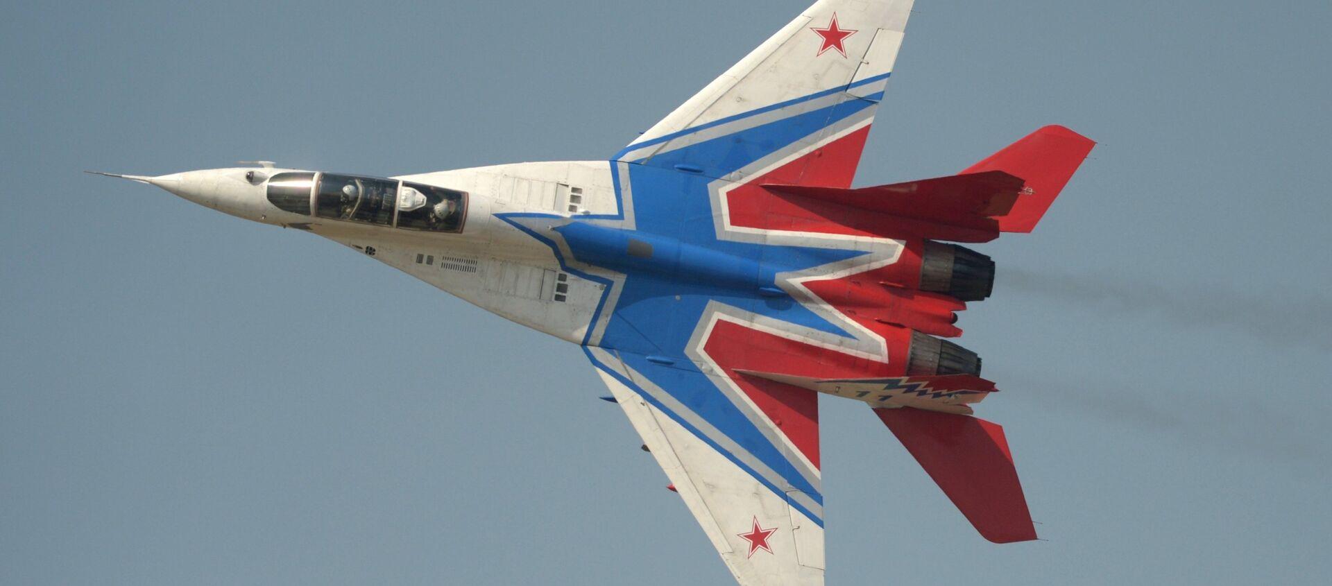 Máy bay MiG-29 - Sputnik Việt Nam, 1920, 03.02.2021