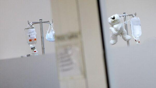 Truyền nước trong bệnh viện - Sputnik Việt Nam