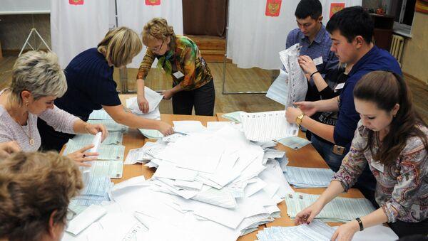 bầu cử Duma Quốc gia - Sputnik Việt Nam