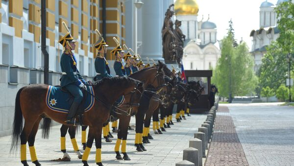 Trung đoàn Kremlin - Sputnik Việt Nam