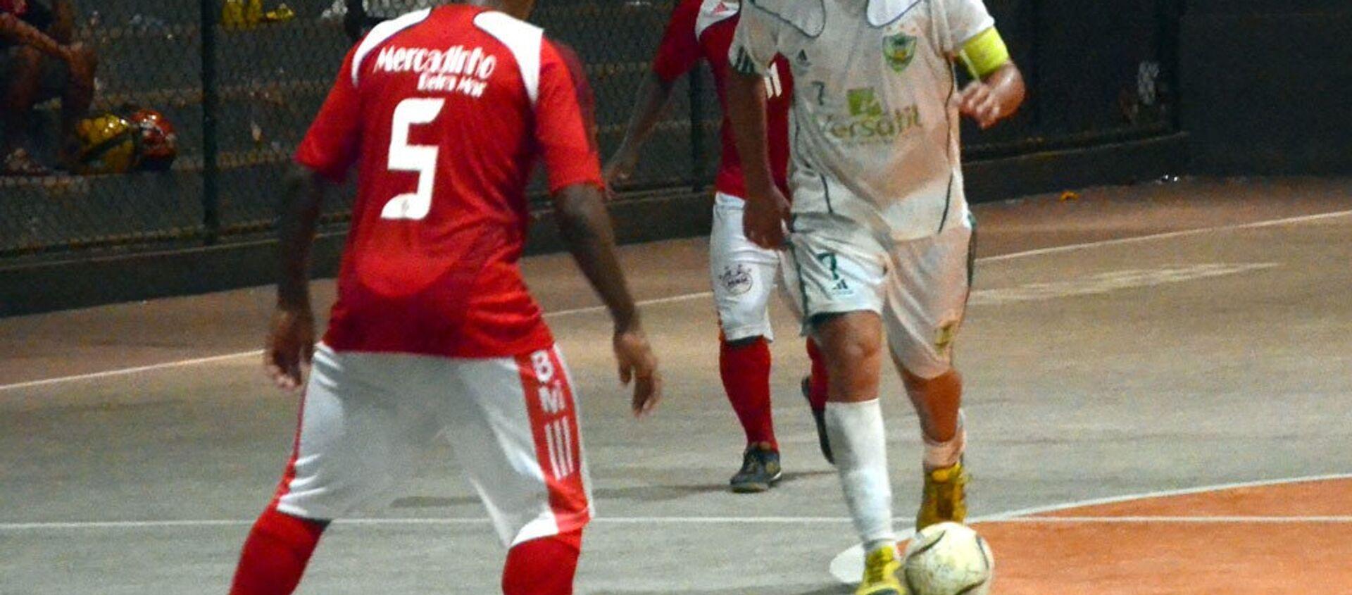 Futsal - Sputnik Việt Nam, 1920, 19.09.2016