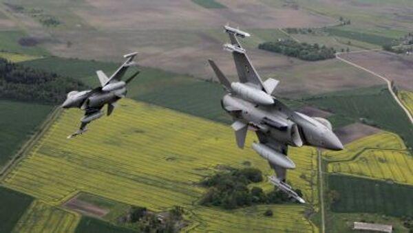 jagerfly F-16 - Sputnik Việt Nam