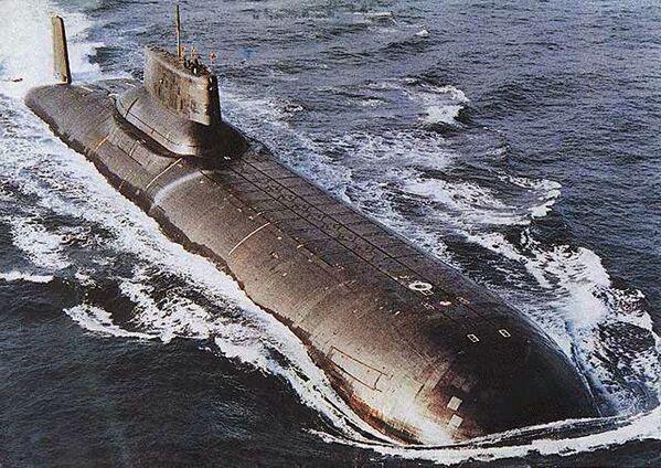 Tàu ngầm lớp Typhoon - Sputnik Việt Nam
