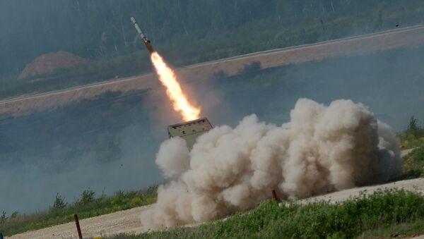 hệ thống phun lửa hạng nặng TOS-1A Solnstepek - Sputnik Việt Nam