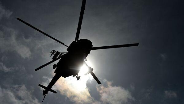 Chiếc trực thăng - Sputnik Việt Nam