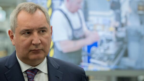Phó Thủ tướng Nga Dmitry Rogozin - Sputnik Việt Nam