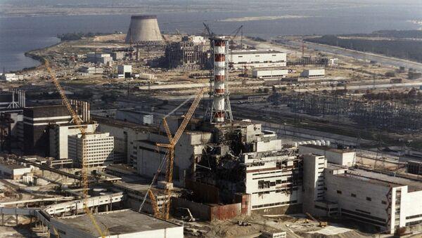 Chernobyl - Sputnik Việt Nam