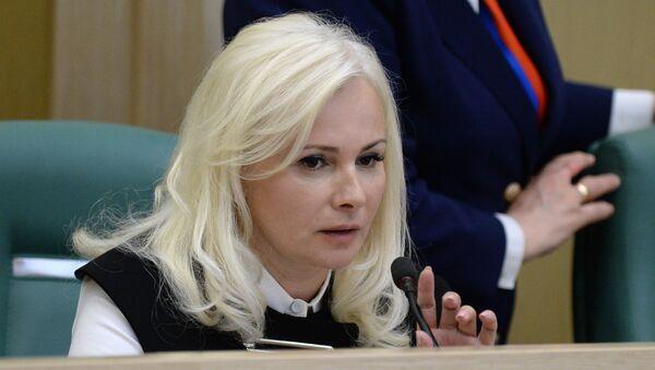 Olga Kovitidi - Sputnik Việt Nam