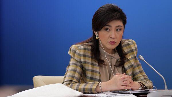 cựu Thủ tướng Yingluck Shinawatra - Sputnik Việt Nam