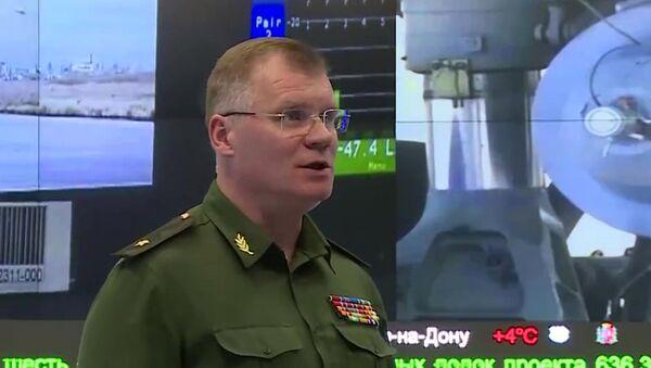 phát ngôn viên Bộ Quốc phòng Nga Thiếu tướng Igor Konashenkov - Sputnik Việt Nam