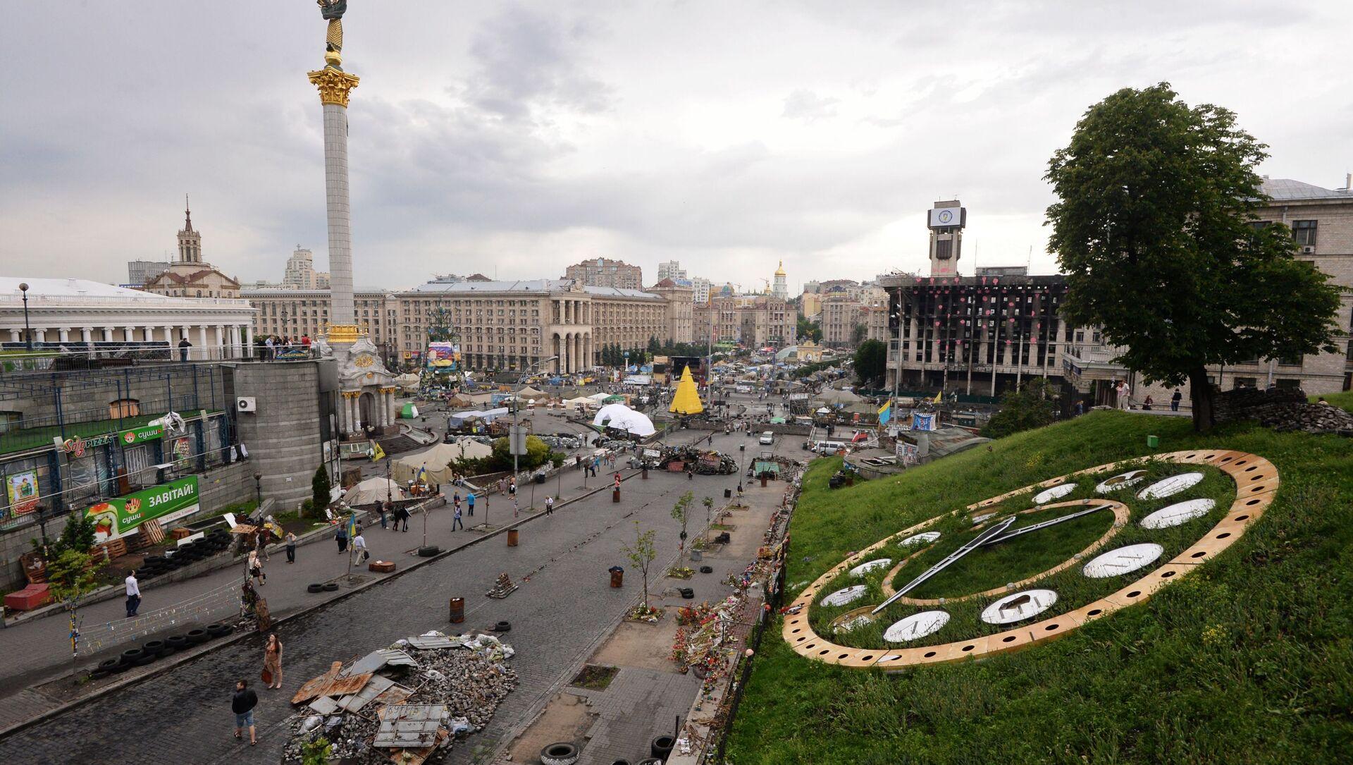 Quảng trường Độc lập ở Kiev - Sputnik Việt Nam, 1920, 14.07.2021