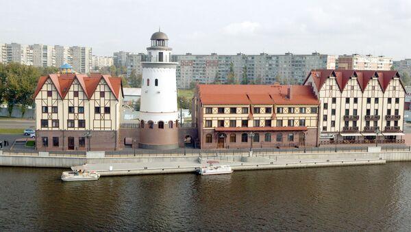 Kaliningrad - Sputnik Việt Nam