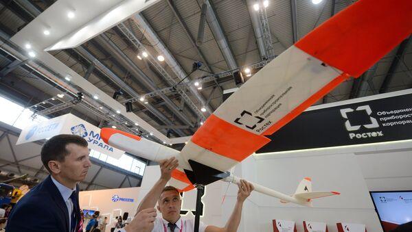 UAV 3D Nga - Sputnik Việt Nam