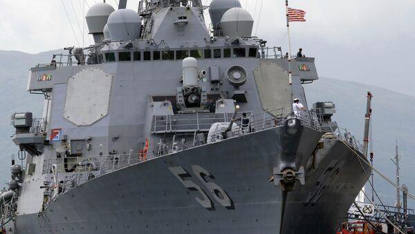 USS John McCain - Sputnik Việt Nam