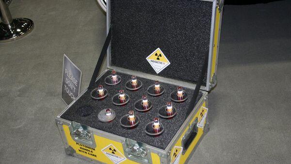 plutonium - Sputnik Việt Nam