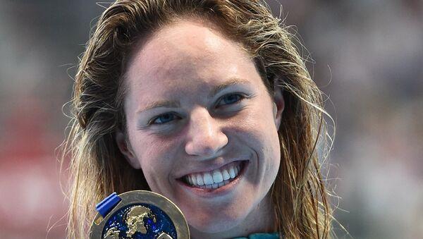vô địch Olympic Emily Seebohm - Sputnik Việt Nam