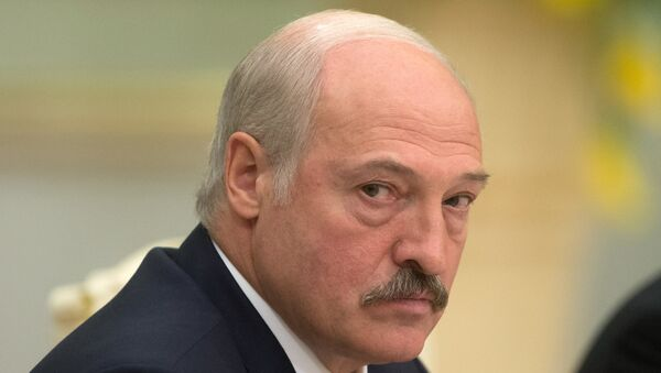 Alexandr Lukashenko - Sputnik Việt Nam